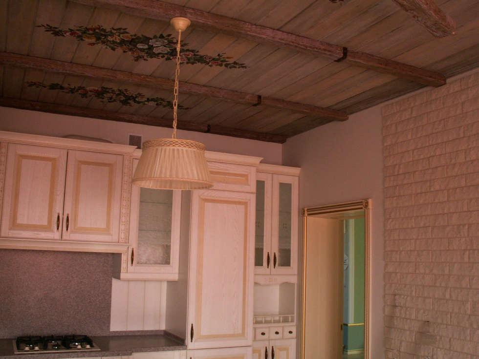 Кухня. мебель прованс.: Кухни в . Автор – Наталья Дубовая Charman-design