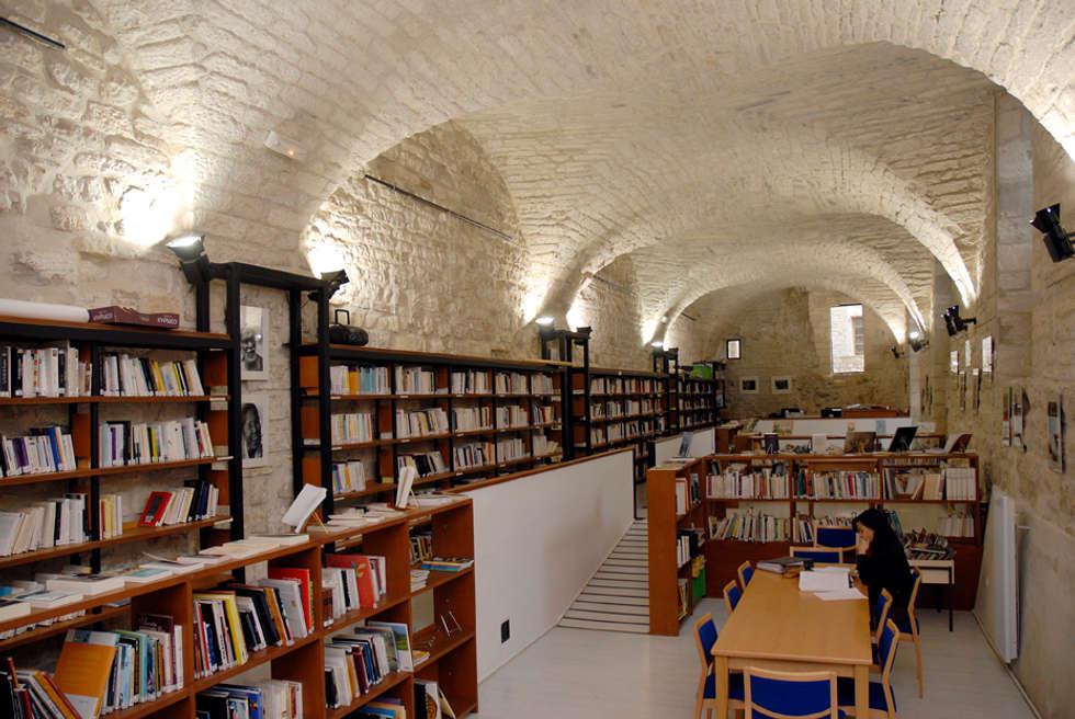 Bibliothèque: Lieux d'événements de style  par Jean de Margerie