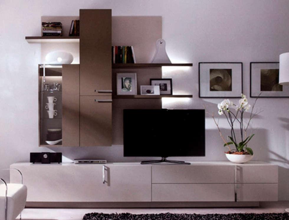 Fotos de decoraci n y dise o de interiores homify for Sarria muebles