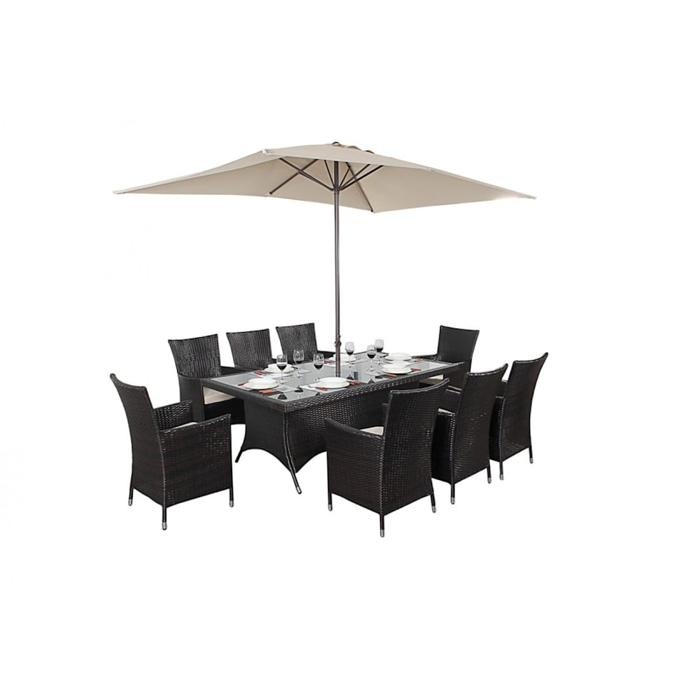 4 Seater Patio Furniture Set Images Garden