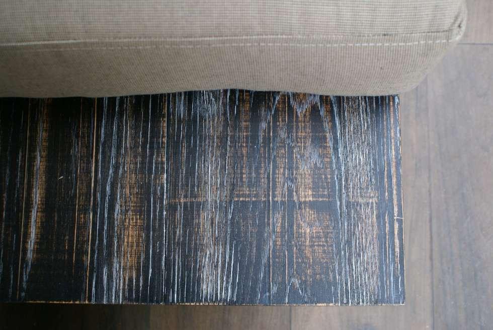 Texturas: Terrazas de estilo  por Jacobs Interiorismo