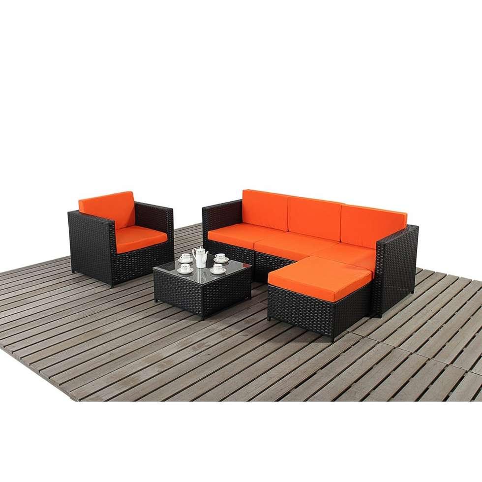 Corner Rattan Sofa The Range: Interior Design Ideas, Architecture And Renovating Photos