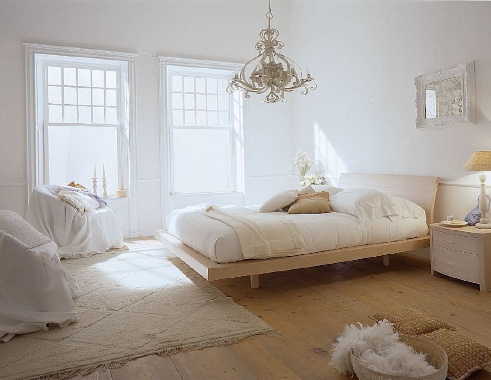 Chambre de style de style eclectique par Cocooninberlin