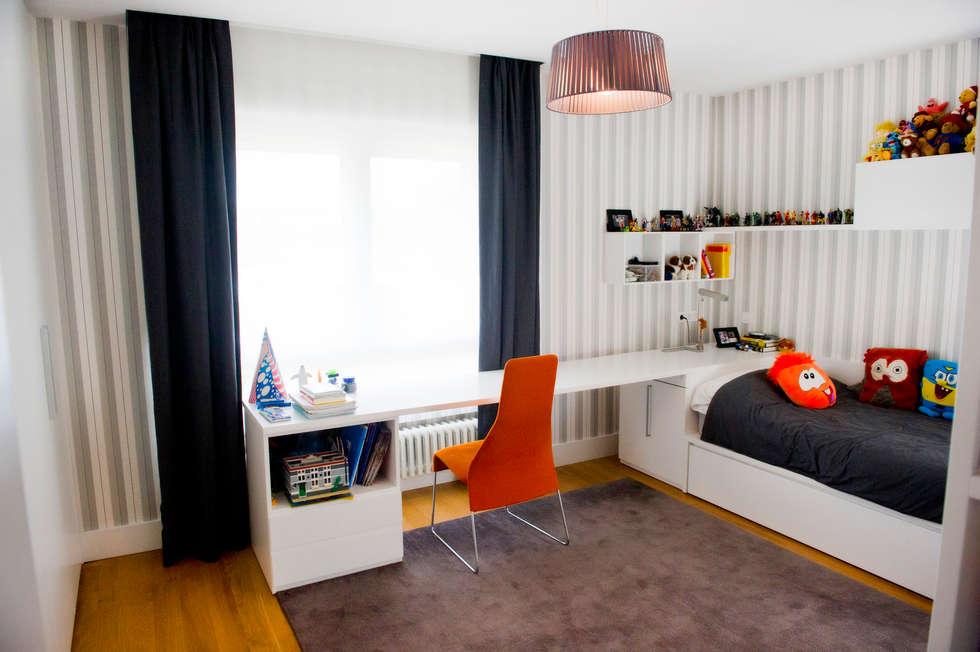 Ideas im genes y decoraci n de hogares homify - Dormitorio infantil original ...