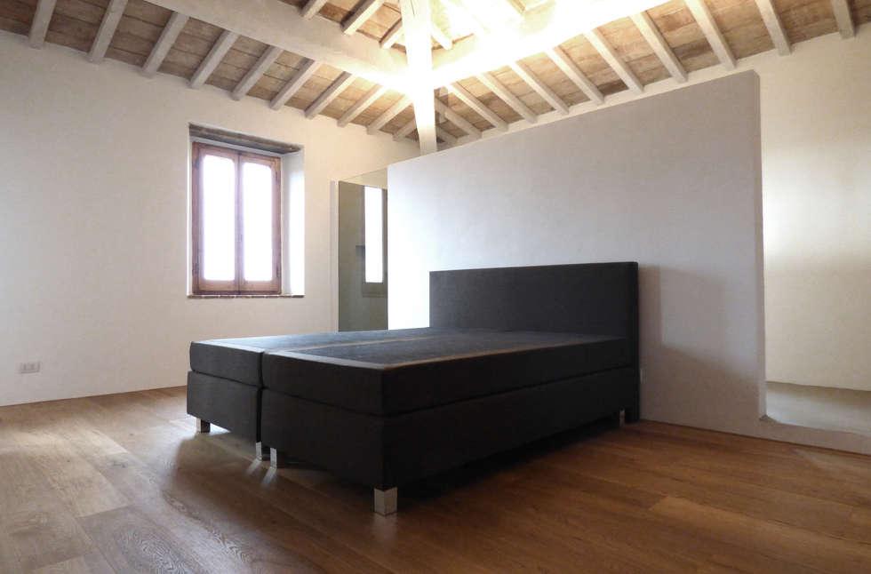 Camera ospiti n. 1: Camera da letto in stile in stile Moderno di MAPR architettura