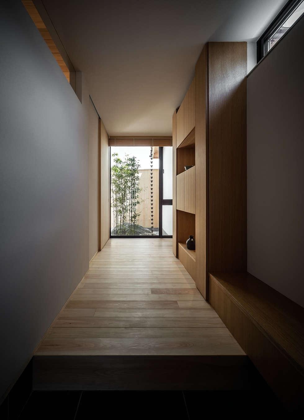 Corridor & hallway by 株式会社seki.design
