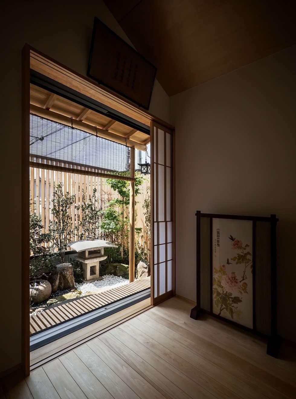 asian Bedroom by 株式会社seki.design