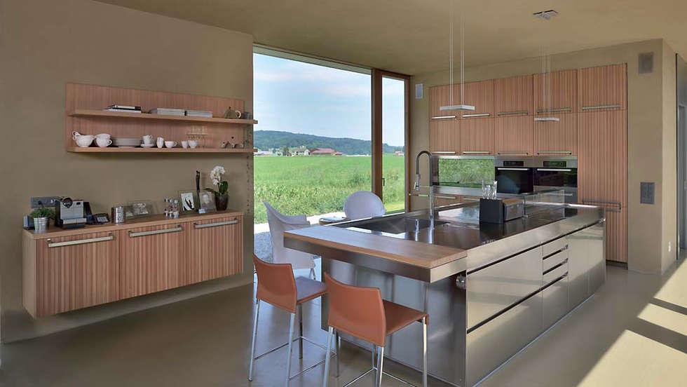 Küche - Foto by T. Hämmerli:   von zeitwerkstatt gmbh