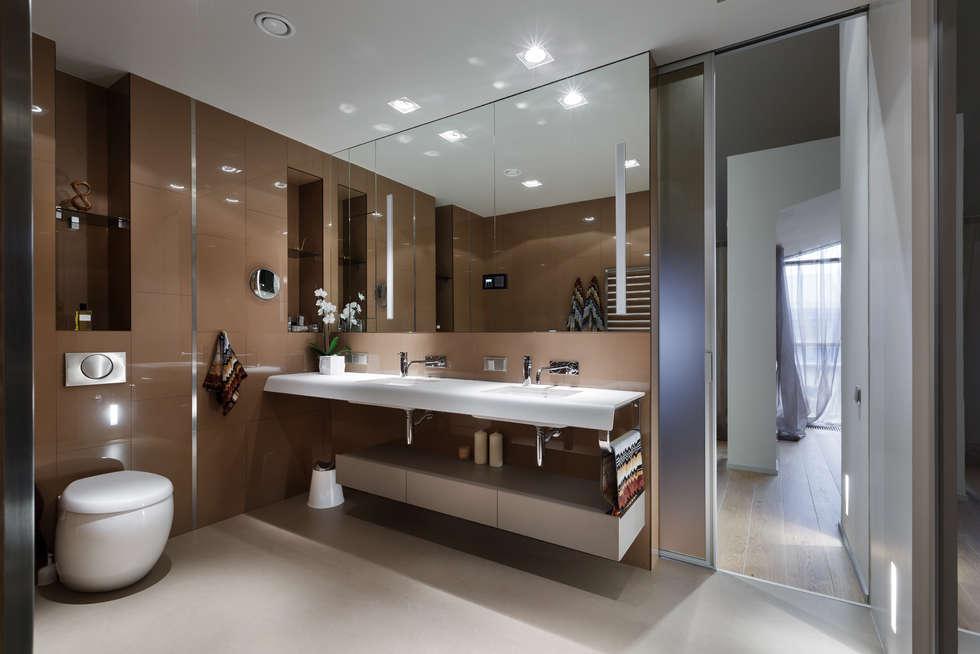 Ванная комната.: Ванные комнаты в . Автор – (DZ)M