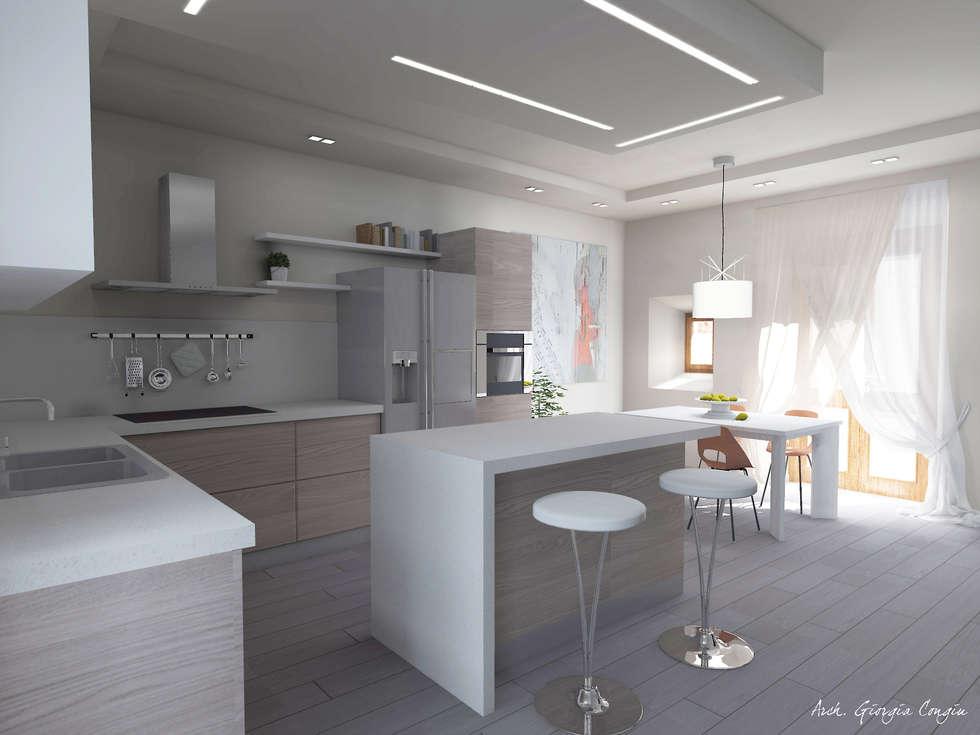 Idee arredamento casa interior design homify for Arredamento casa interni