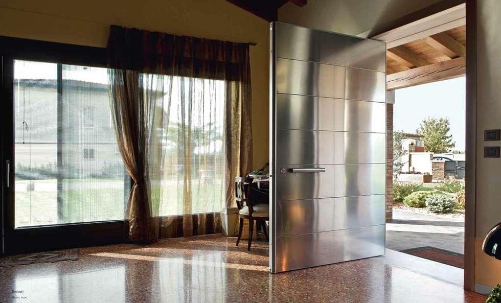 moderne Fenster & Tür von Timberplan