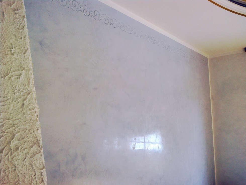 Betonoptik Spachtel wohnideen interior design einrichtungsideen bilder homify