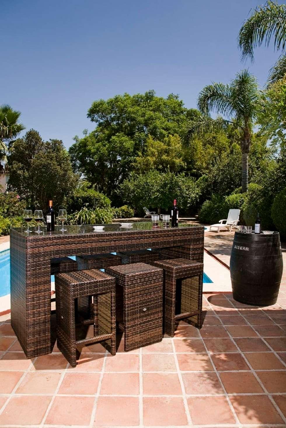 Fotos de decoraci n y dise o de interiores homify for Muebles de terraza y jardin