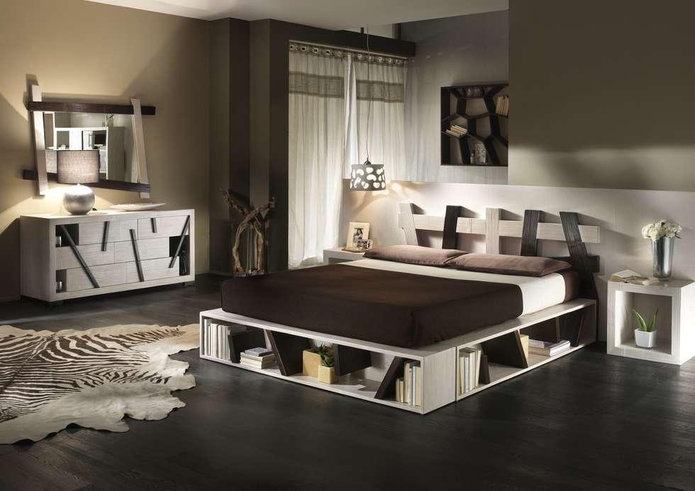 Camere da letto giapponesi: camera da letto in stile in stile ...