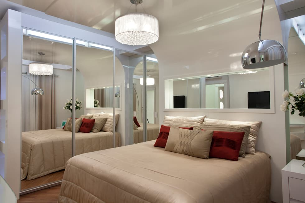 Fotos de quartos modernos por designer de interiores e paisagista iara kílari -> Banheiros Decorados Por Iara Kilares