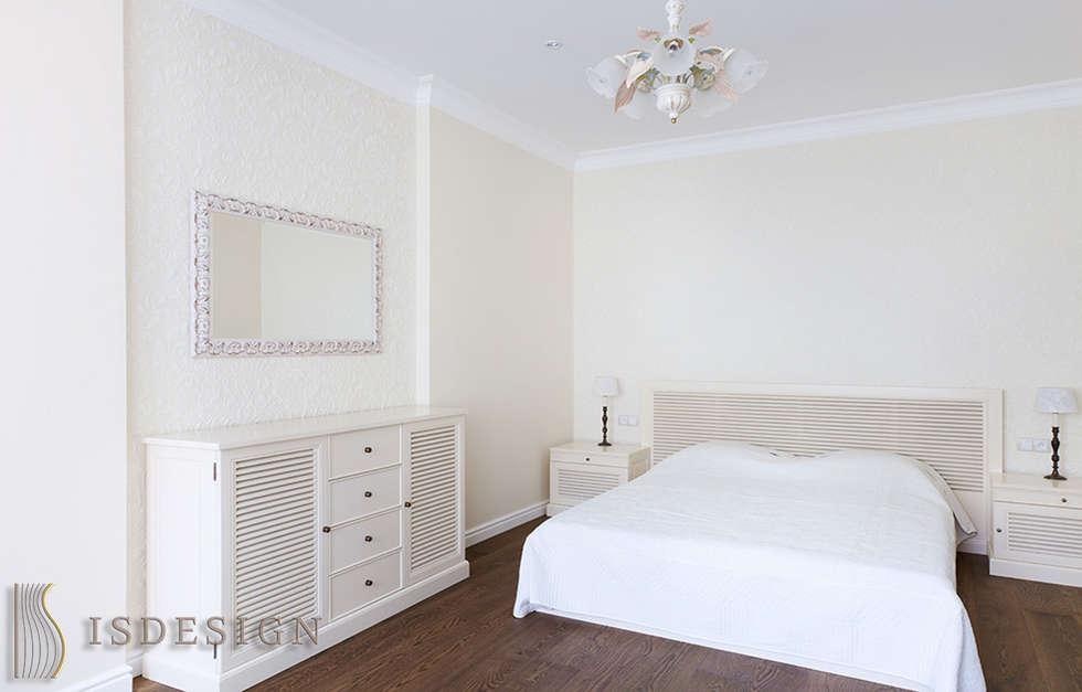 Спальная: Спальни в . Автор – ISDesign group s.r.o.