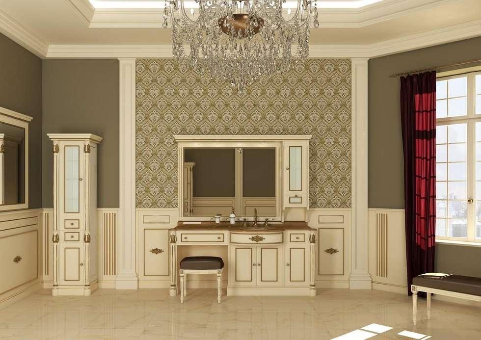 Idee arredamento casa interior design homify - Bagno la bussola ...