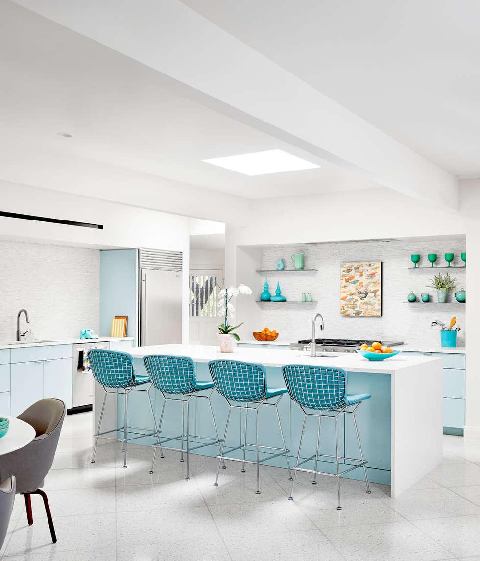 Cuisine de style de style Moderne par Hugh Jefferson Randolph Architects