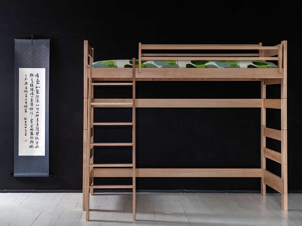 Fotos de decoraci n y dise o de interiores homify - Fabricar cama nido ...