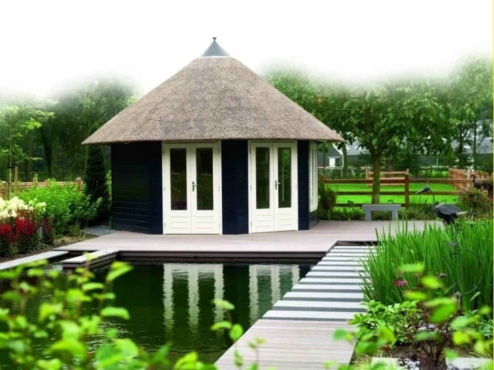 Garden Affairs Ltd: klasik tarz tarz Bahçe