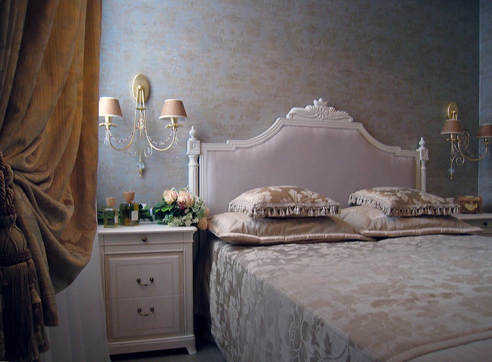 classic Bedroom by NG-STUDIO Interior Design