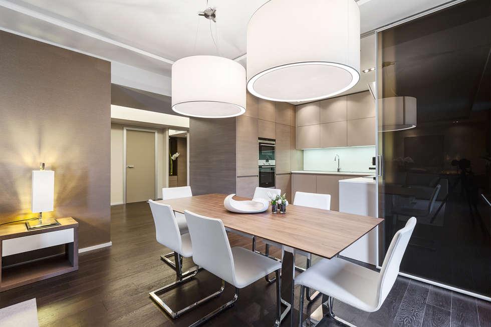 Столовые комнаты в . Автор – NG-STUDIO Interior Design