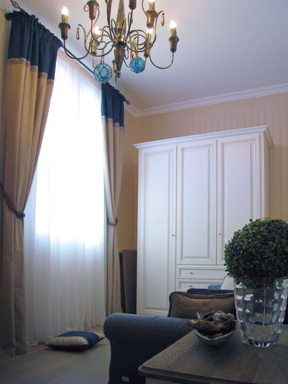 classic Nursery/kid's room by NG-STUDIO Interior Design