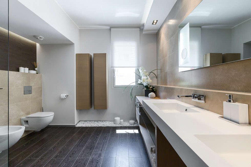modern Bathroom by NG-STUDIO Interior Design