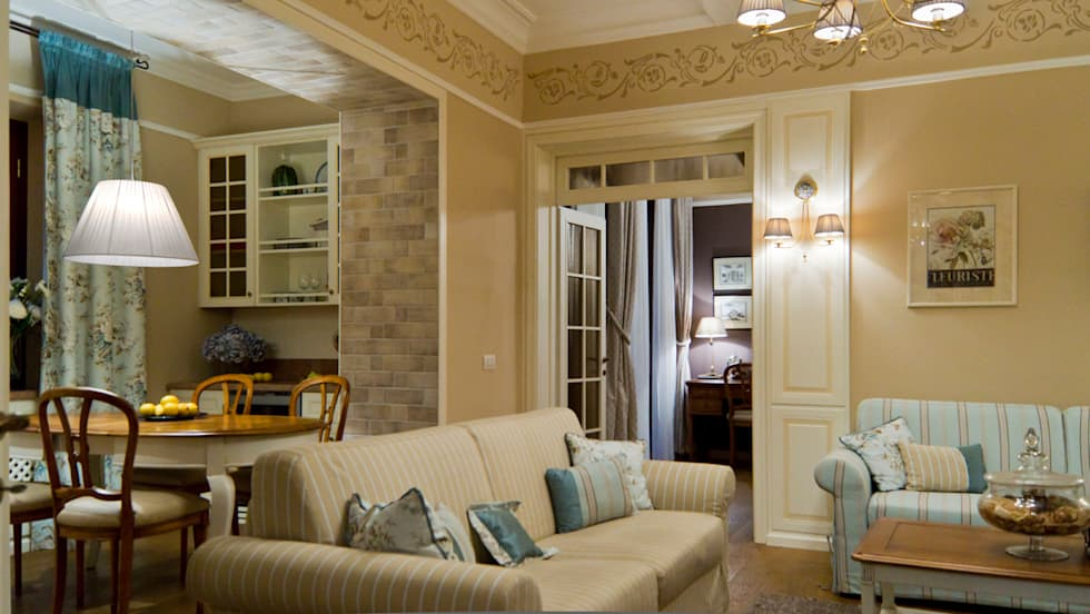 Ufficio Stile Provenzale : Come arredare una casa in stile provenzale