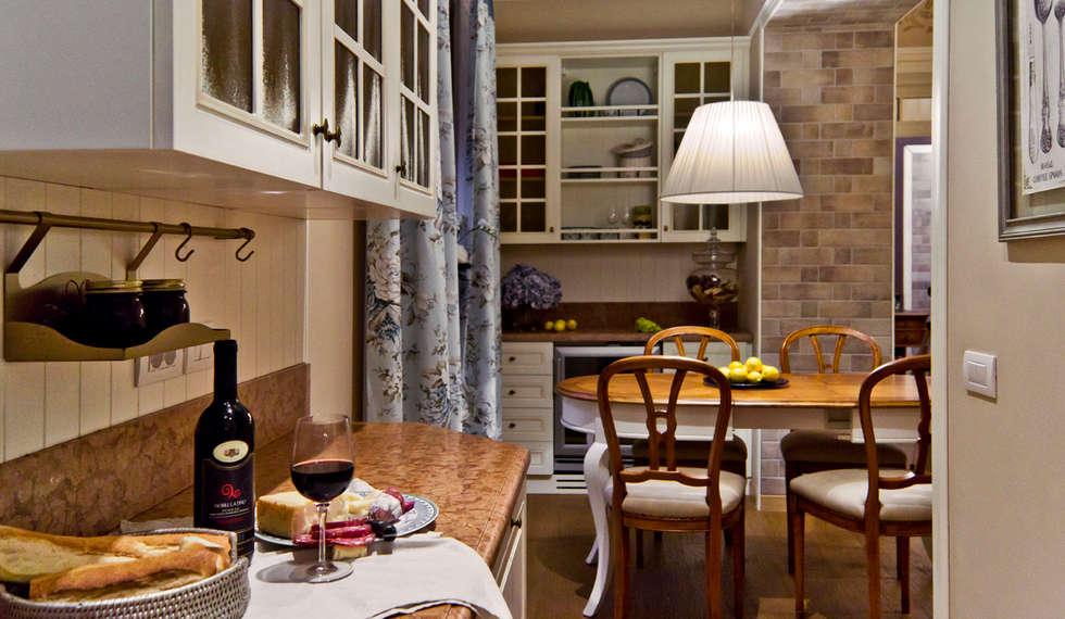 Idee arredamento casa interior design homify - La provenza italiana ...