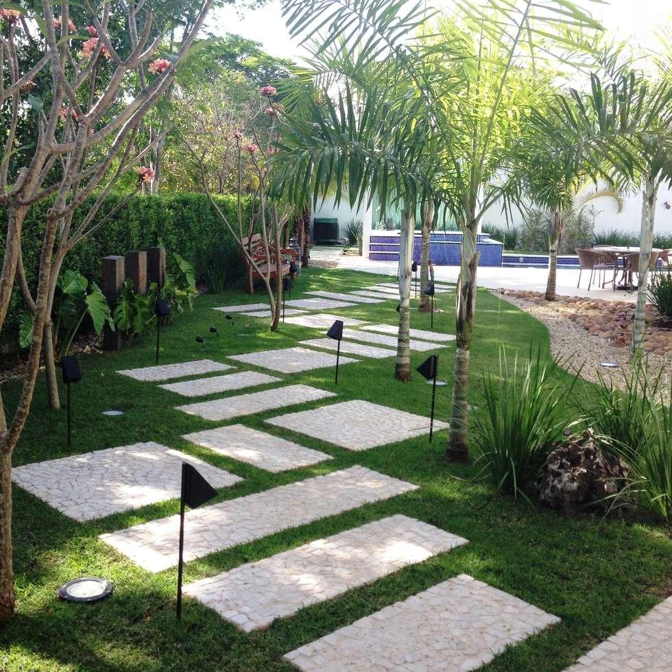 Fotos de decora o design de interiores e reformas homify for Jardines exteriores de casas de campo