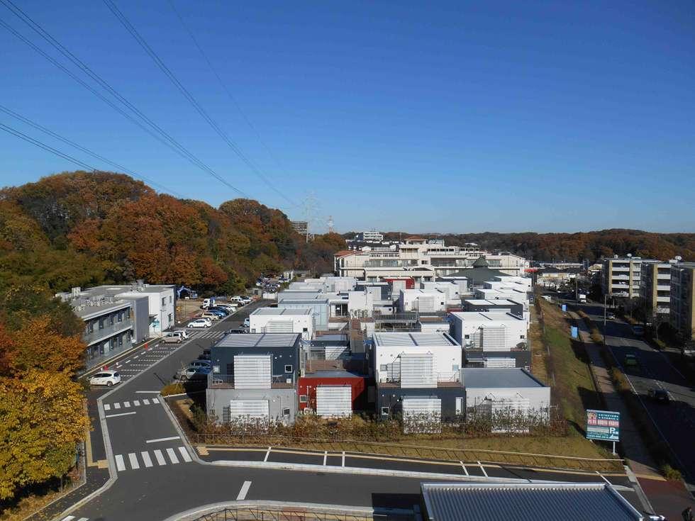 わかたけの杜: 株式会社ヨシダデザインワークショップが手掛けた家です。