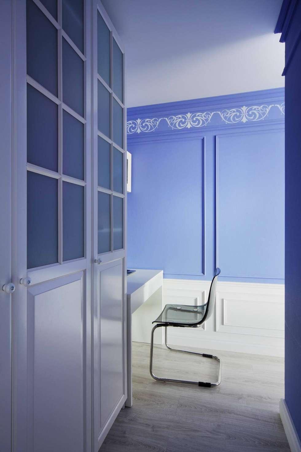 Спальня: Кухни в . Автор – Студия дизайна интерьера 'Градиз'