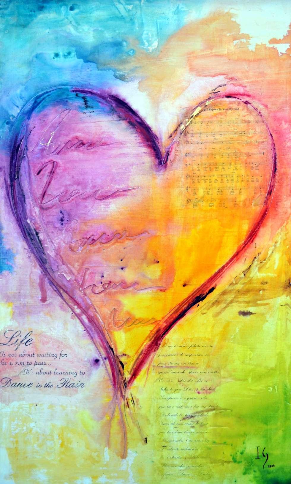 Love song: Paredes de estilo  por Galeria Ivan Guaderrama
