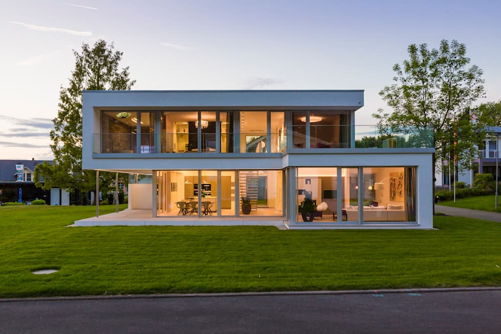 modern Houses by ARKITURA GmbH