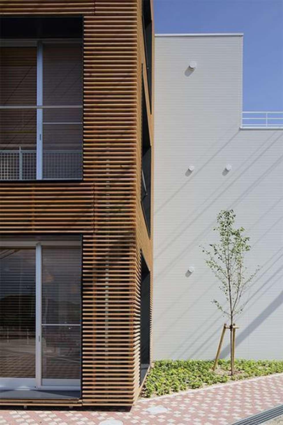 ハートホーム宮野: 株式会社ヨシダデザインワークショップが手掛けた家です。