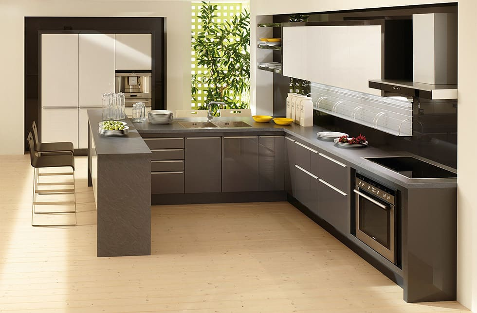 Modern kitchen photos by danküchen studio hengelo | homify | {Dan küche 29}
