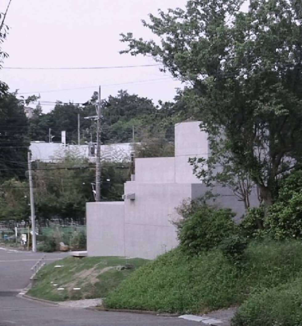 保木の家 外観: 建築都市研究室が手掛けた家です。