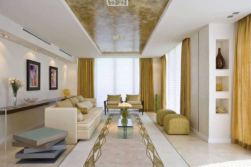 Dekorasyon Şirketi – Pendik Tadilat: klasik tarz tarz Oturma Odası