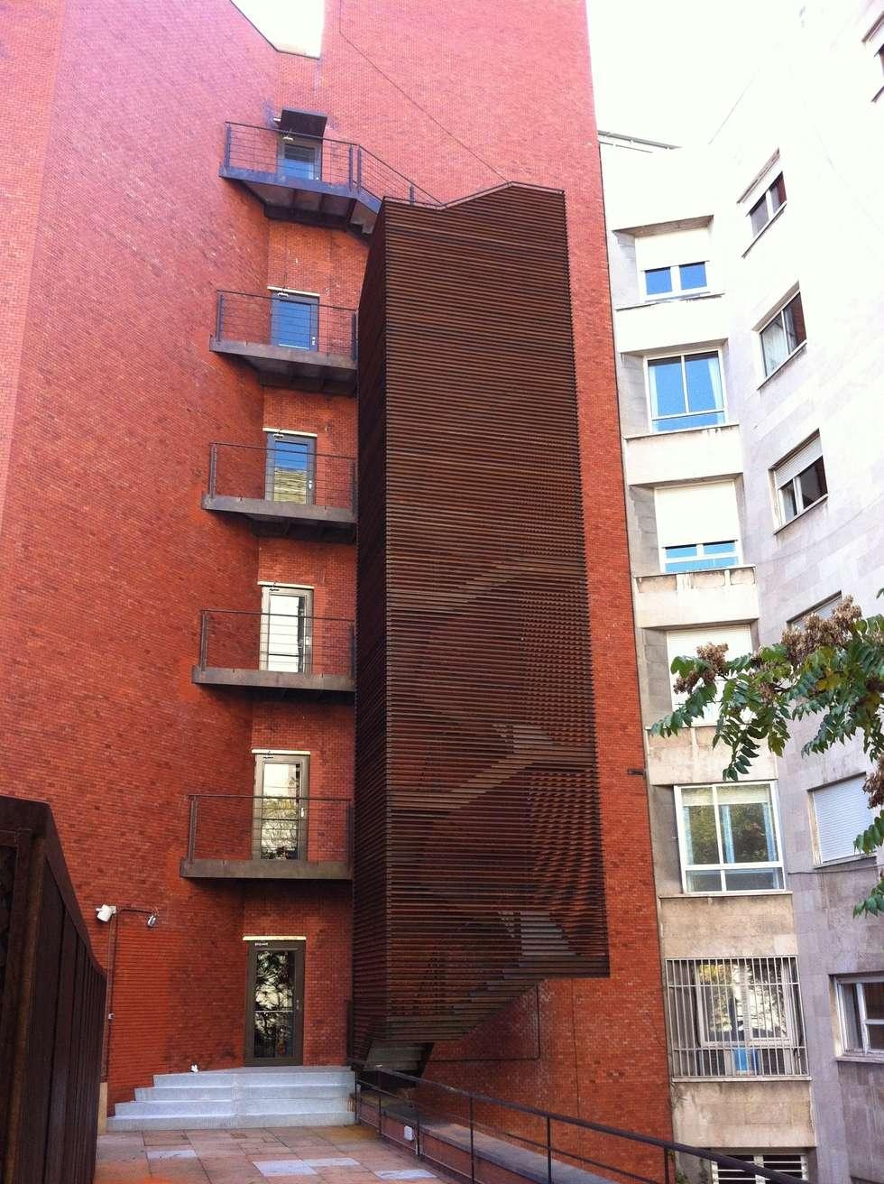 Fotos de decoraci n y dise o de interiores homify for Oficinas de bankinter en madrid