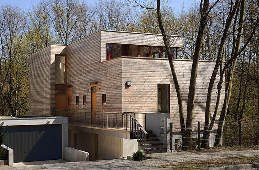 Habitações  por Carlos Zwick Architekten