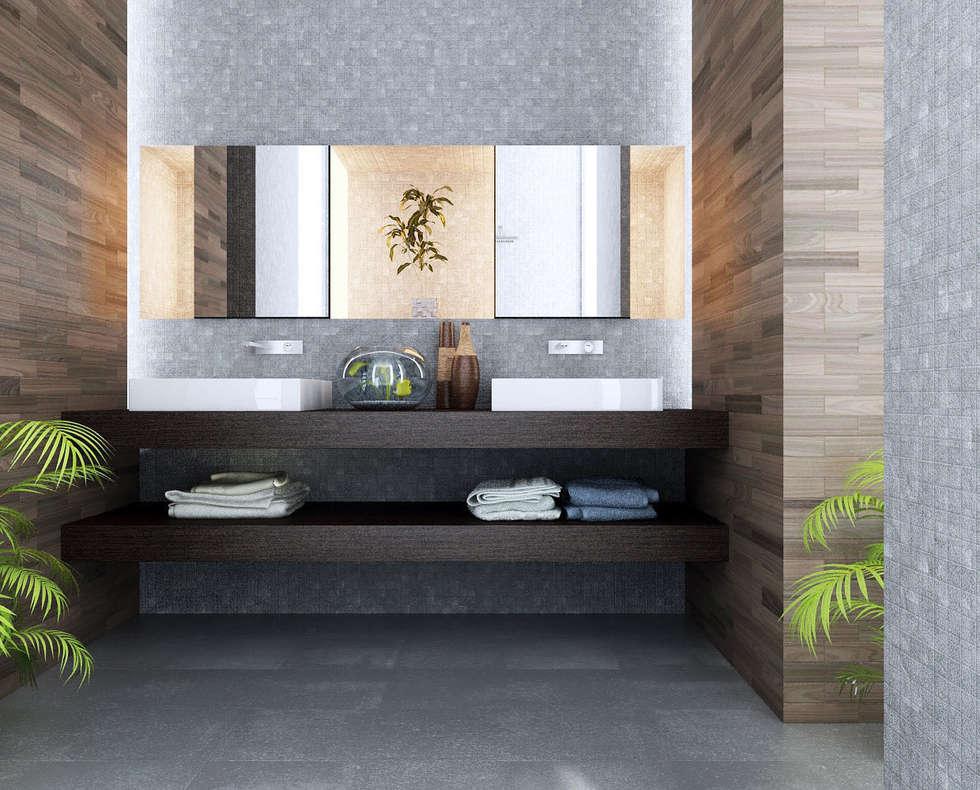 Banyo Tadilatları – Banyo Tasarımları : asyatik tarz tarz Banyo