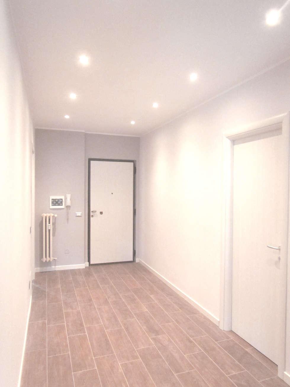 Idee arredamento casa interior design homify - Illuminazione ingresso casa ...