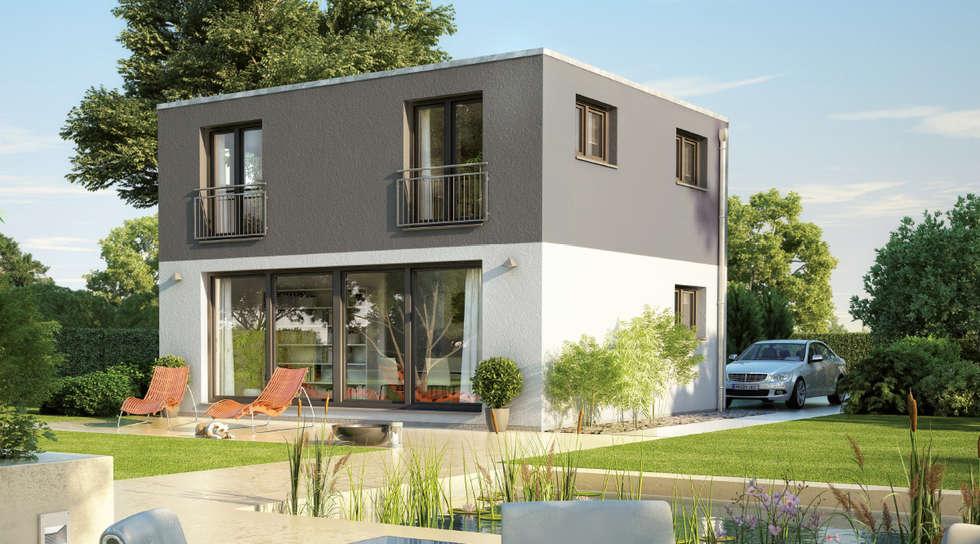 ICON CUBE: Moderne Häuser Von Dennert Massivhaus GmbH