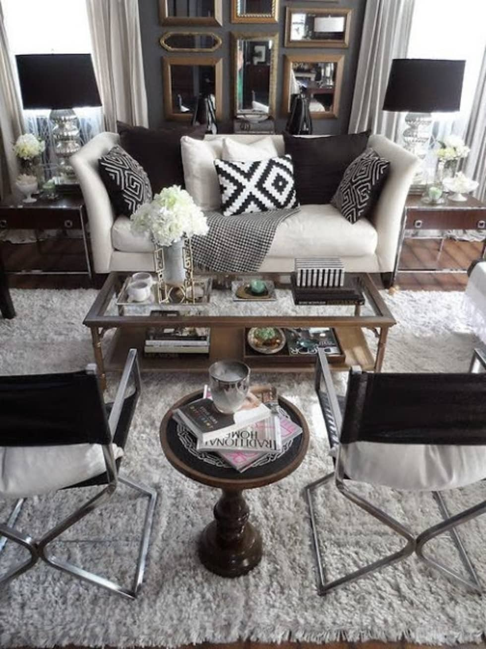 Tadilat Firması  – Beyoğlu Tadilat: rustik tarz tarz Oturma Odası