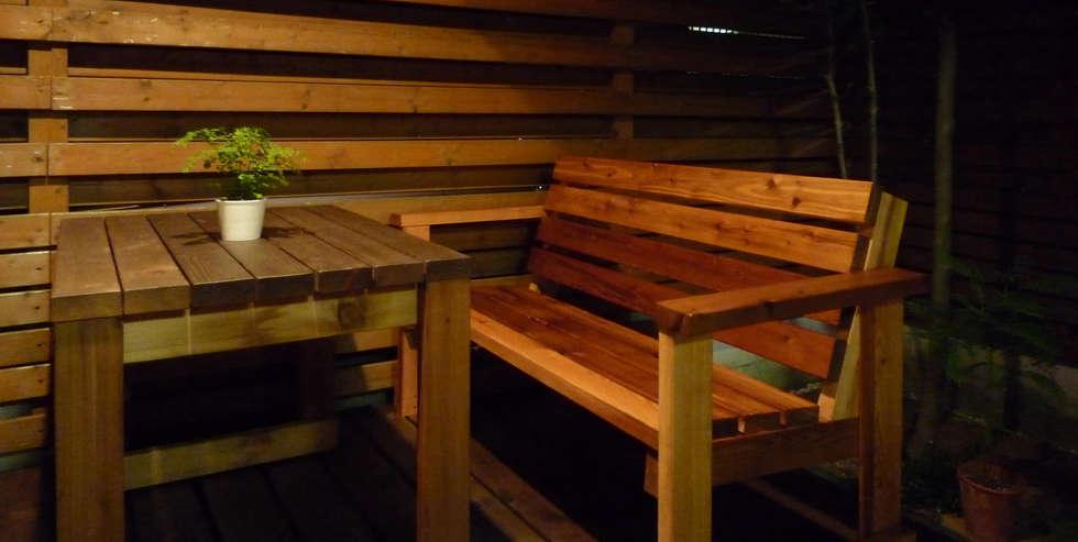 石井設計事務所: 石井設計事務所/Ishii Design Office が手掛けた庭です。