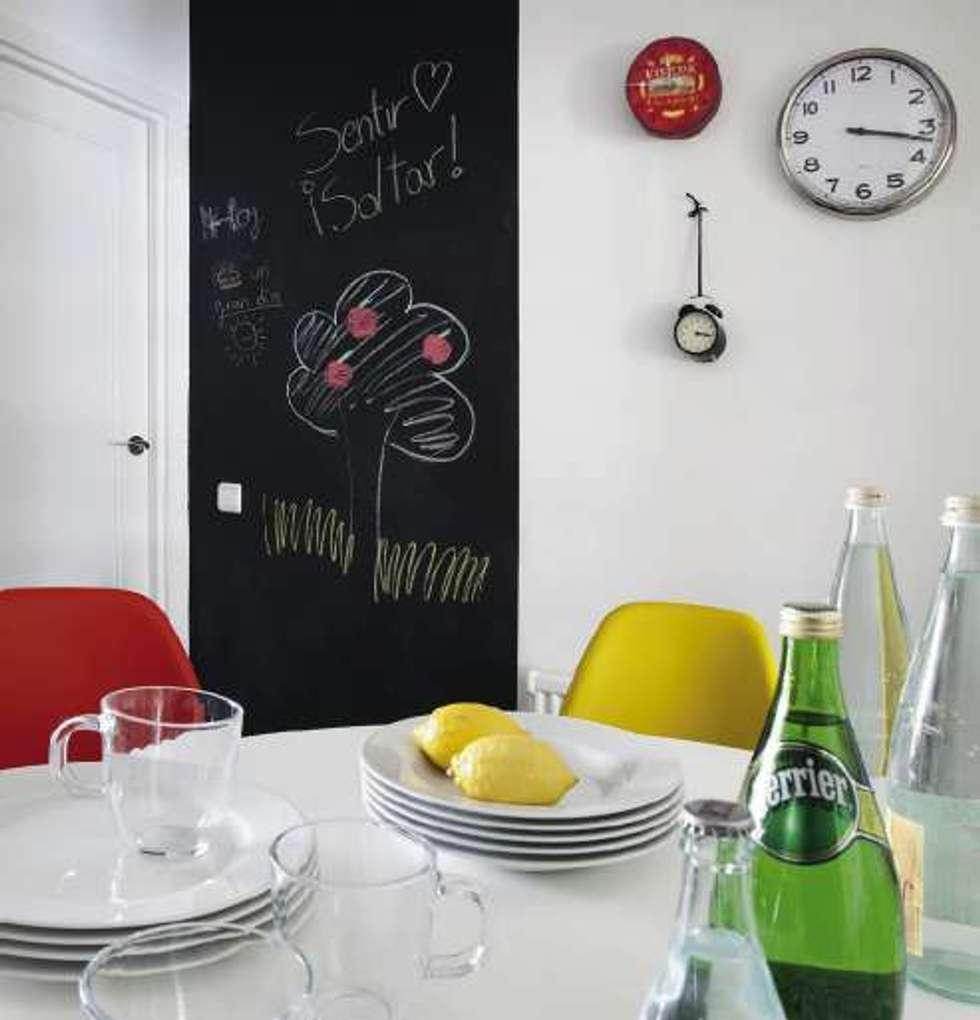 Estudio y dise o apartamento c veracruz madrid 2010 cocina de estilo de bescos nicoletti - Estudio diseno madrid ...