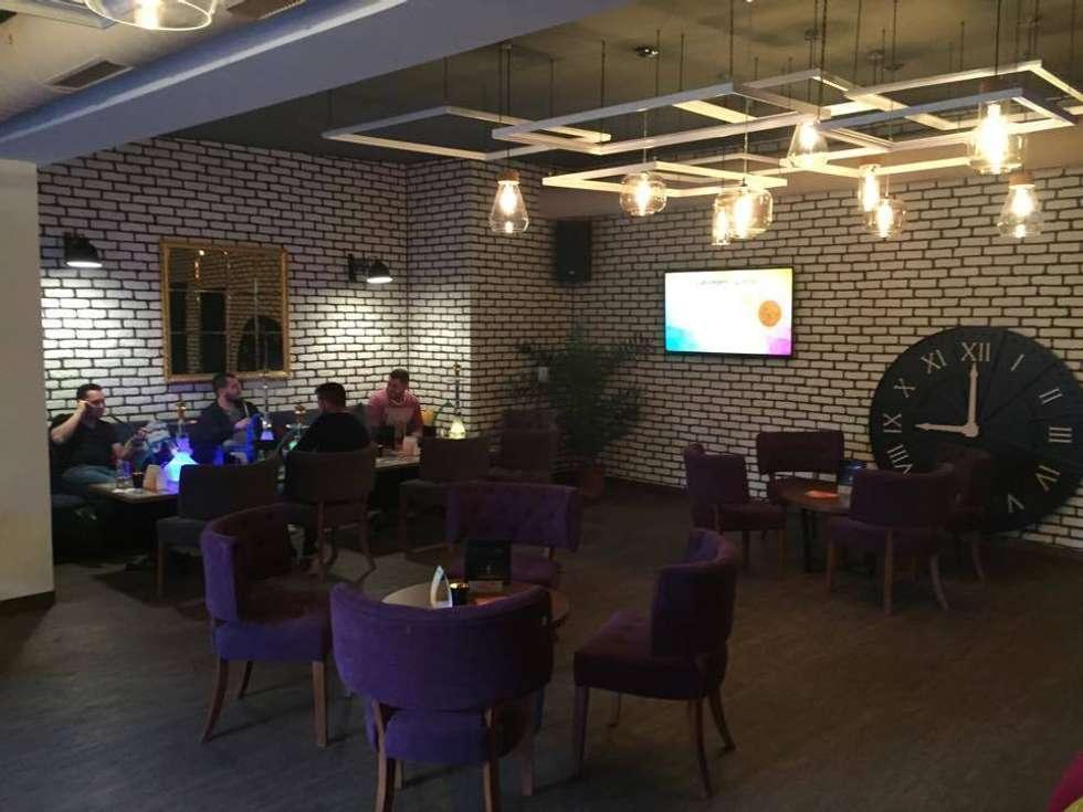 Milimetrik Mimarlık – TRANQUILA CAFE, BAR DORTMUND/GERMANY:  tarz Bar & kulüpler