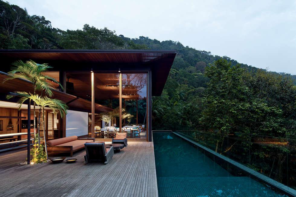 02: Casas tropicais por Jacobsen Arquitetura