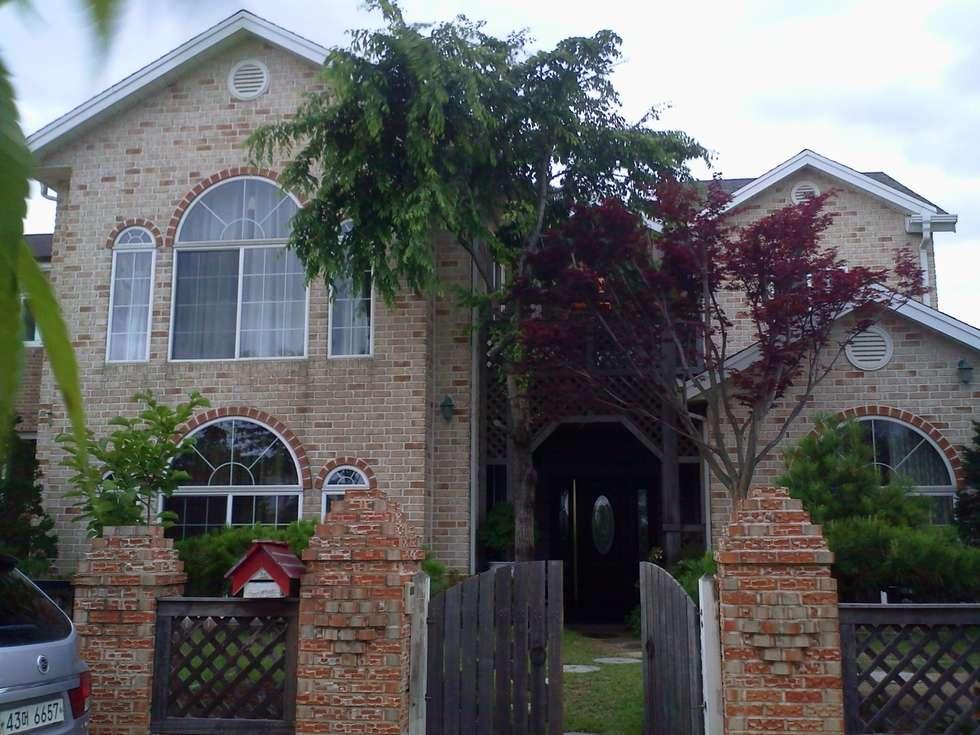전면: E-포레스트의  주택